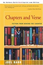 Chapters and Verse: Fiction from Behind the…