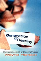 Generation of Destiny: Understanding…