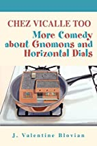 Chez Vicalle Too: More Comedy about Gnomons…