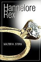 Hannelore Rex by Walter Stern