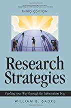 Research strategies by William Badke
