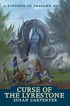 Curse of the Lyrestone by Susan Carpenter