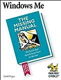 David Pogue: Windows Me: The Missing Manual