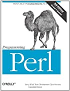 Programming Perl by Larry Wall
