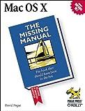 Pogue, David: Mac OS X: The Missing Manual