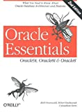 Greenwald, Rick: Oracle Essentials: Oracle9I, Oracle8I and Oracle8