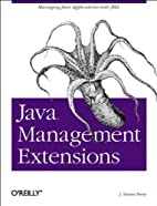 Java Management Extensions by J. Steven…