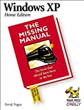 David Pogue: Windows XP Home Edition: The Missing Manual (O'Reilly Windows)
