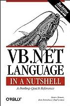 VB.NET Language in a Nutshell by Steven…