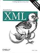 Learning XML, Second Edition by Erik Ray