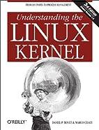 Understanding the Linux Kernel by Daniel…
