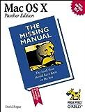 David Pogue: Mac OS X: The Missing Manual, Panther Edition