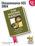 Pogue, David: Dreamweaver Mx 2004: The Missing Manual