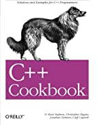 C++ Cookbook by D. Ryan Stephens
