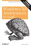 Karp, David A.: Windows Xp Annoyances For Geeks