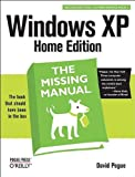 Reynolds, David: Windows XP Home Edition: The Missing Manual