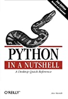 Python in a Nutshell, Second Edition (In a…