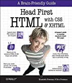 Head First HTML with CSS & XHTML by…