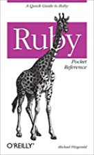 Ruby Pocket Reference by Michael Fitzgerald