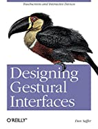 Designing Gestural Interfaces: Touchscreens…