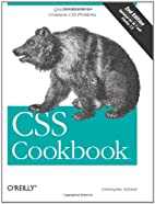 CSS Cookbook, 2nd Edition by Christopher…
