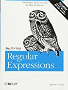 Mastering Regular Expressions by Jeffrey E.…