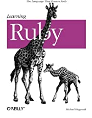 Learning Ruby by Michael Fitzgerald