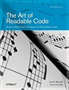 The Art of Readable Code (Theory in…