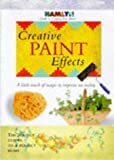 Hamlyn: Creative Paint Effects (Hamlyn Guide to Creating Your Home)