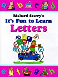 Scarry, Richard: Letters and Numbers 3-4 Years (Richard Scarry's it's Fun to Learn!)