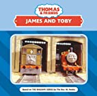 James and Toby by W. Awdry