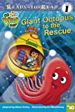 Inches, Alison: Giant Octopus To The Rescue (Turtleback School & Library Binding Edition) (Go Diego Go! (Pb))