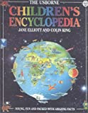 Jane Elliott: The Usborne Children's Encyclopedia