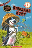 Catrow, David: Max Spaniel: Dinosaur Hunt (Turtleback School & Library Binding Edition) (Max Spaniel (Pb))