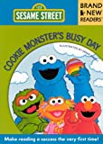 Sesame Workshop: Cookie Monster's Busy Day (Turtleback School & Library Binding Edition) (Brand New Readers)