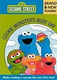 Sesame Workshop: Cookie Monster's Busy Day (Turtleback School & Library Binding Edition) (Brand New Readers)