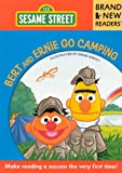 Sesame Workshop: Bert And Ernie Go Camping (Turtleback School & Library Binding Edition) (Brand New Readers)