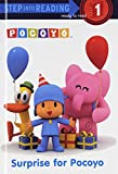 Webster, Christy: Surprise for Pocoyo (Step Into Reading: A Step 1 Book (Pb))