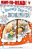 Carter, David A.: A Snowy Day in Bugland! (Ready-To-Read: Level 1 (Pb))