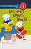 Tabby, Abigail: Monsters Munch Lunch! (Step Into Reading - Level 1)
