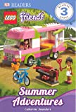DK: Summer Adventures (Turtleback School & Library Binding Edition) (Dk Readers, Reading Alone 3)