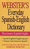 Merriam Webster: Webster S Everyday Spanish-english Dictionary
