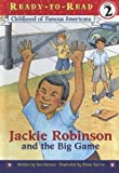 Gutman, Dan: Jackie Robinson and the Big Game (Ready-to-Read: Level 2)