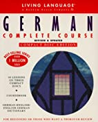 Basic German: CD/Book Package (LL(R)…