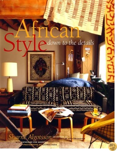African Style: down to the details