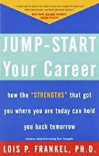Jump-Start Your Career: How the Strengths…