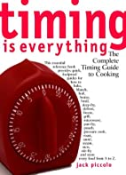 Timing Is Everything: The Complete Timing…