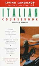 Basic Italian Coursebook: Revised and…