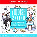 Living Language: Yiddish 2000 Daily Phrase and Culture Calendar