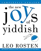 The New Joys of Yiddish: Completely Updated…